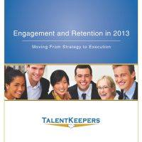 TalentKeepers 9th Annual Employee Engagement and Retention Trends Report Final  COVER