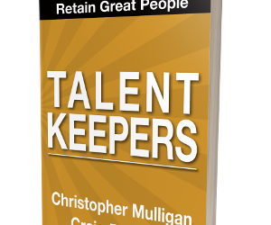 New 'Talent Keepers' Book Reveals Strategies to Increase Employee Engagement and Retain Top Employees