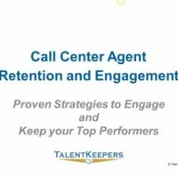 Call Center Agent Retention On Demand Webinar